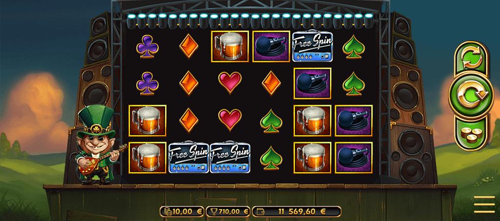 Rainbow Ryan od Yggdrasil Gaming v online kasíne od Tipsportu.
