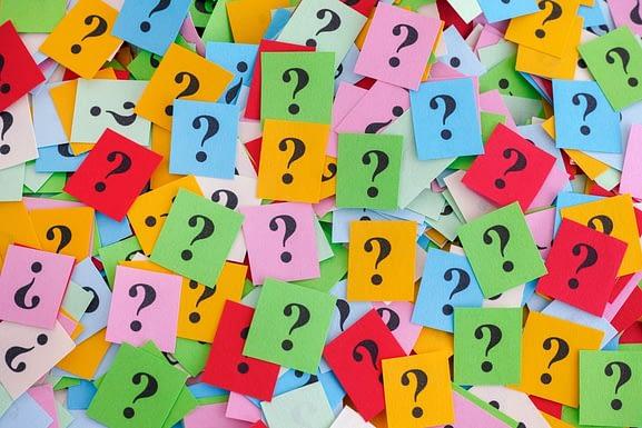 Najčastejšie otázky a odpovede.